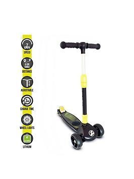 Zinc Electric T-Motion Tri-Scooter Best Price, Cheapest Prices