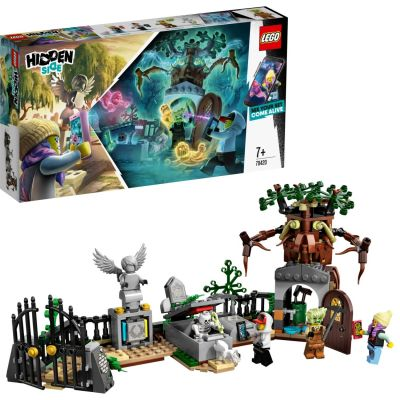 LEGO Hidden Side Graveyard Mystery - 70420 Best Price, Cheapest Prices