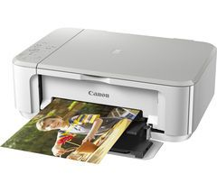 CANON PIXMA MG3650 All-in-One Wireless Inkjet Printer - White Best Price, Cheapest Prices