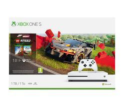 MICROSOFT Xbox One S with Forza Horizon 4 & LEGO Speed Champions Best Price, Cheapest Prices