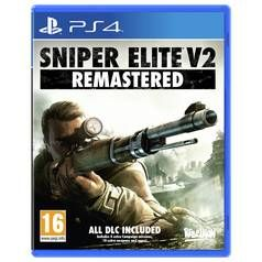 Sniper Elite V2 Remastered PS4 Game Best Price, Cheapest Prices