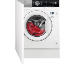 AEG 7000 Series L7FE7261BI Integrated 7 kg 1200 Spin Washing Machine Best Price, Cheapest Prices