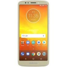 Sim Free Motorola E5 Mobile Phone - Gold Best Price, Cheapest Prices