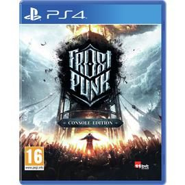 Frost Punk PS4 Pre-Order Game Best Price, Cheapest Prices