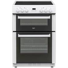 Bush BDBL60ELW Electric Cooker - White Best Price, Cheapest Prices