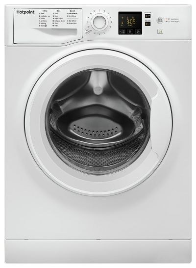 Hotpoint NSWM 843C W 9KG 1600 Spin Washing Machine - White Best Price, Cheapest Prices
