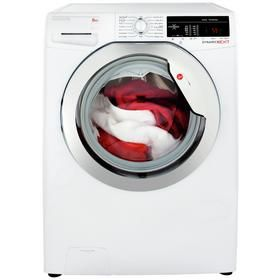 Hoover DXOA 48C3 8KG 1400 Spin Washing Machine - White Best Price, Cheapest Prices