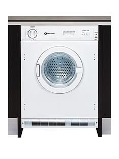White Knight C4317 7kg Load Integrated Vented Tumble Dryer Best Price, Cheapest Prices