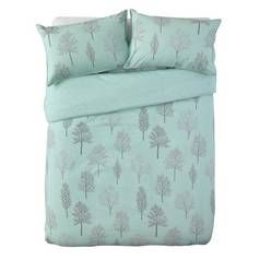 Argos Home Tree Print Bedding Set - Double Best Price, Cheapest Prices
