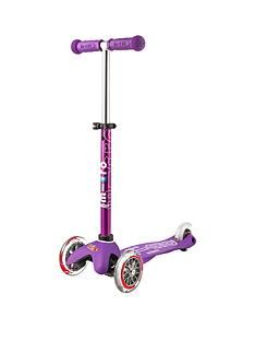 Micro Scooter Mini Micro Deluxe &Ndash; Purple Best Price, Cheapest Prices