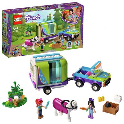 LEGO Friends Misas Horse Trailer Playset - 41371 Best Price, Cheapest Prices