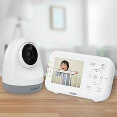 VTech VM3261 Safe & Sound 2.8in Pan/Tilt/Zoom Video Monitor