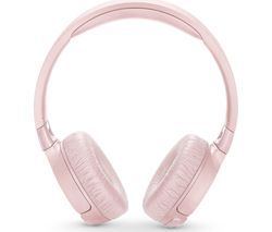 JBL Tune 600BTNC Wireless Bluetooth Noise-Cancelling Headphones - Pink Best Price, Cheapest Prices