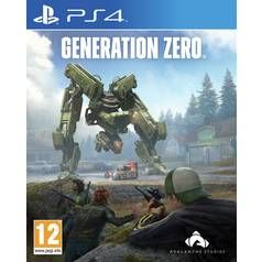Generation Zero PS4 Game Best Price, Cheapest Prices