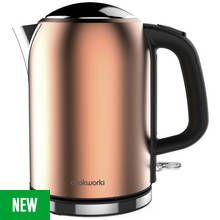 Cookworks Bullet Kettle - Copper Best Price, Cheapest Prices
