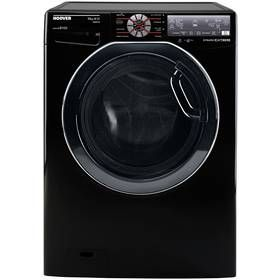 Hoover DWFT410AH8B 10KG 1400 Spin Washing Machine - Black Best Price, Cheapest Prices