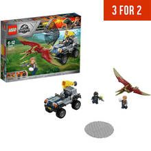 LEGO Jurassic World Pteranodon Chase Dinosaur Toy - 75926 Best Price, Cheapest Prices