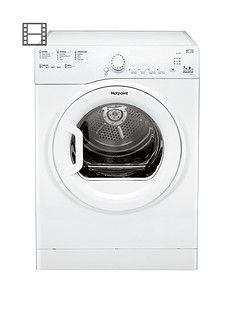 Hotpoint Aquaruis Tvfs73Bgp.9 7Kg Vented Sensor Tumble Dryer - White Best Price, Cheapest Prices