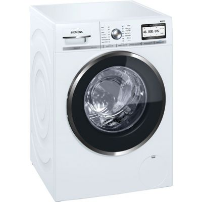 Siemens IQ-700 WM14YH79GB 9Kg Washing Machine with 1400 rpm - White - A+++ Rated Best Price, Cheapest Prices