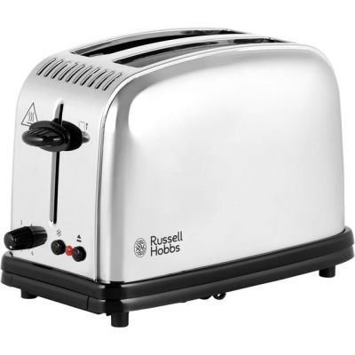 Russell Hobbs Classic 23310 2 Slice Toaster - Silver Best Price, Cheapest Prices
