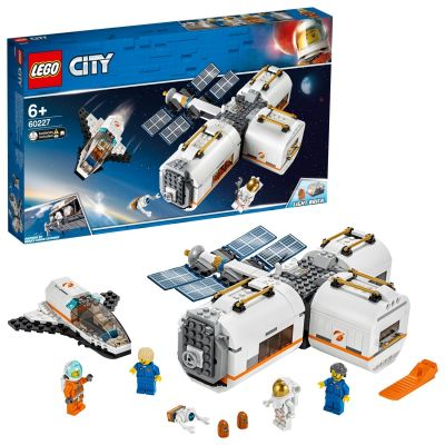 LEGO City Lunar Space Station Playset - 60227 Best Price, Cheapest Prices
