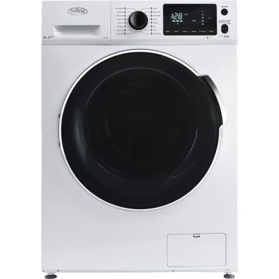 Belling BELFW914 9Kg Washing Machine with 1400 rpm - White - A+++ Rated Best Price, Cheapest Prices