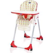 Chicco Polly Easy 4 Wheel Highchair - Sunrise Best Price, Cheapest Prices