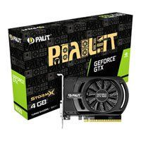 Palit GeForce GTX 1650 StormX 4GB GDDR5 Graphics Card, 896 Core, 1485MHz GPU, 1665MHz Boost Best Price, Cheapest Prices
