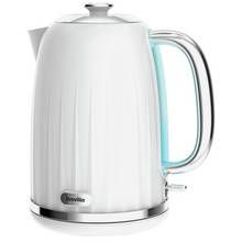 Breville VKJ738 Impressions Plastic Kettle - White Best Price, Cheapest Prices