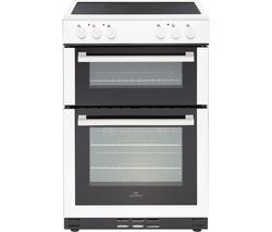 NEW WORLD 60EDOC 60 cm Electric Cooker - White Best Price, Cheapest Prices