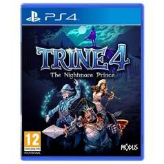 Trine 4: The Nightmare Prince PS4 Pre-Order Game Best Price, Cheapest Prices
