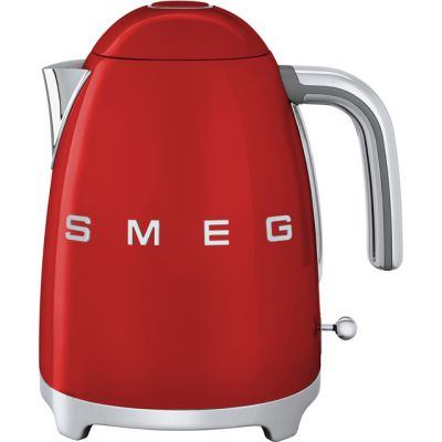 Smeg 50's Retro KLF03RDUK Kettle - Red Best Price, Cheapest Prices