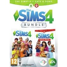 The Sims 4 with Cats and Dogs Expansion PC Game Best Price, Cheapest Prices