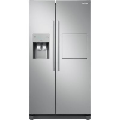 Samsung RS3000 RS50N3913SA American Fridge Freezer - Metal Graphite - A+ Rated Best Price, Cheapest Prices