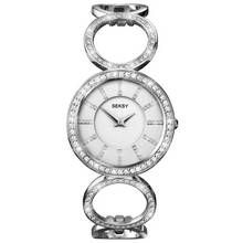 Seksy Ladies' 4720 Pearl Dial Stone Set Bracelet Watch Best Price, Cheapest Prices