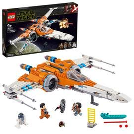 LEGO Star Wars Poe Dameron's X-wing Fighter Playset - 75273 Best Price, Cheapest Prices