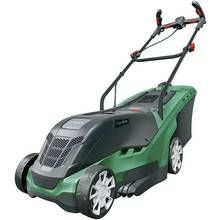 Bosch Universal Rotak 550 37cm Electric Lawnmower - 1300W Best Price, Cheapest Prices