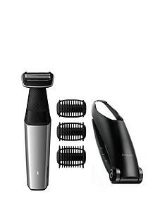 Philips Philips Series 5000 Showerproof Body Groomer with Back Attachment and Skin Comfort System - BG5020/13 Best Price, Cheapest Prices