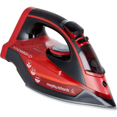 Morphy Richards Cordless 303250 2400 Watt Iron -Red Best Price, Cheapest Prices