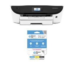 HP Envy Photo 6234 All-in-One Wireless Inkjet Printer & Instant Ink £15 Prepaid Card Bundle Best Price, Cheapest Prices