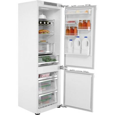Samsung BRB260134WW Integrated 70/30 Frost Free Fridge Freezer with Fixed Door Fixing Kit - White - A++ Rated Best Price, Cheapest Prices