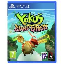 Yoku's Island Express PS4 Game Best Price, Cheapest Prices