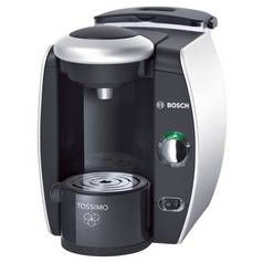 Tassimo by Bosch Fidelia Coffee Machine - Silver Best Price, Cheapest Prices