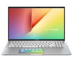 """ASUS VivoBook 15 S532 FA 15.6"""" Intel® Core™ i7 Laptop - 512 GB SSD, Silver Best Price, Cheapest Prices"""