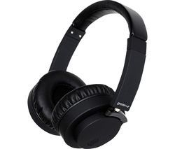 GROOV-E Fusion GV-BT400-BK Wireless Bluetooth Headphones - Black Best Price, Cheapest Prices