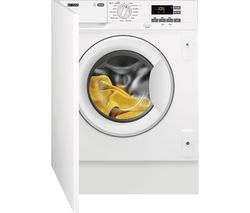 ZANUSSI Z714W43BI Integrated 7 kg 1400 Spin Washing Machine Best Price, Cheapest Prices