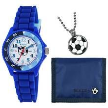 Tikkers Blue Football Watch Set Best Price, Cheapest Prices