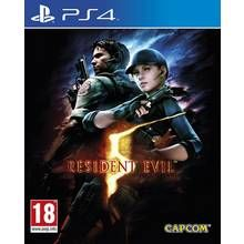 Resident Evil 5 PS4 Game Best Price, Cheapest Prices