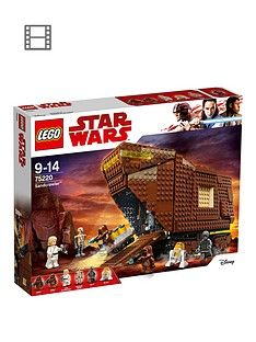 Lego Star Wars 75220 Sandcrawler&Trade; Best Price, Cheapest Prices