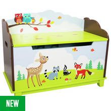 Fantasy Fields Enchanted Woodland Kids Toy Chest Best Price, Cheapest Prices